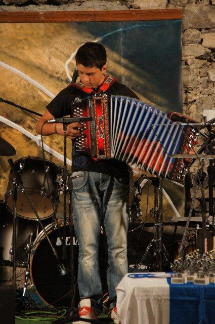 Events: the accordion 2011