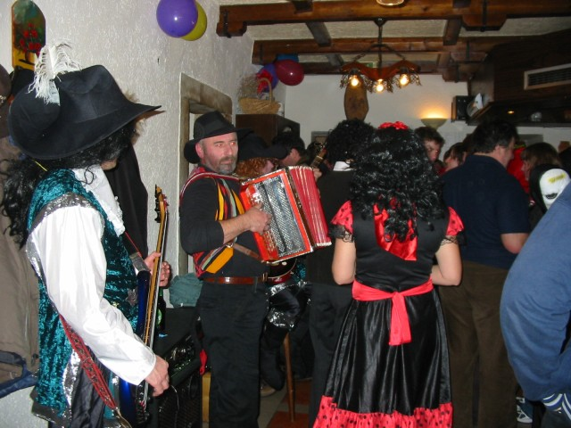 Events: carnevale